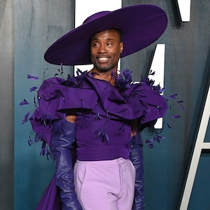 Billy Porter, 2020 Vanity Fair Oscar Party